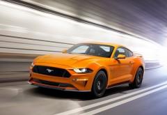 2018 Ford Mustang спорткар обои