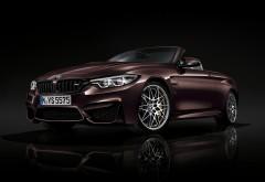 2018 BMW M4 Convertible обои автомобиля