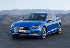 2018 Audi S5 Sportback обои спорткара