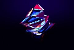 Абстрактный треугольник картинки hd