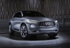Infiniti QX50 Luxury Crossover обои hd