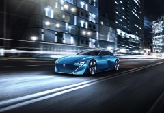 Peugeot Instinct Self driving Concept 2017 обои HD