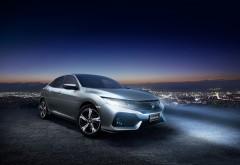 2017 Honda Civic RS Hatchback обои автомобиля в hd качестве