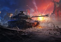 World of Tanks обои hd