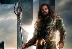 Лига Справедливости, Аквамен, Aquaman, супергерой, Джейсон Момоа, фильм обои