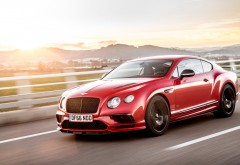 Bentley Continental Supersports супербыстрый автомобиль обои HD