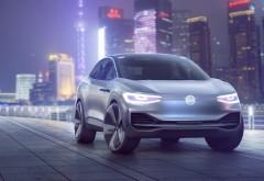 2017 Volkswagen ID Crozz Concept обои HD