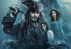 Пираты Карибского моря, джек воробей, Джони Депп, пират…