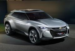 Концепт Chevrolet FNR-X обои hd