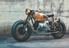 BMW R80 Superbike мотоцикл обои HD