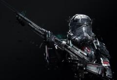 Солдаты смерти из звездных войн штурмовики обои HD