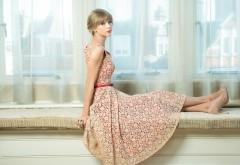 Тейлор Свифт в платье обои hd 2017
