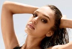 Джессика Альба, горячая, деаушка, hot, 3840x2160, 4k, Jessica Alba обо…