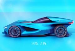 Mazda Shinshi, концепт, concept, мазда шинши, автомобиль обои hd
