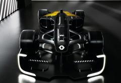 Renault RS 2027 Vision Concept обои HD