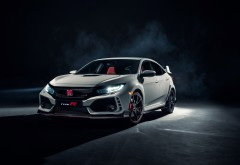 2017 Honda Civic Type R обои HD