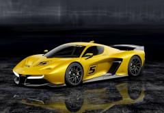 Концепт-кар Fittipaldi EF7 Vision Gran Turismo by Pininfarina картинки