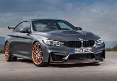 2017 BMW M4 GTS трековая модификацию купе обои HD