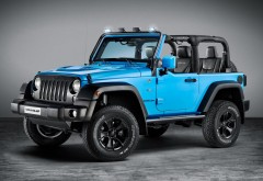 2017 Jeep Wrangler Rubicon Moparone Pack обои автомобиля HD