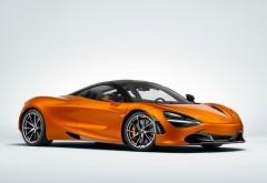 4K обои, 3840x2160, 2017, Макларен, 720S, купе, McLaren, Coupe, спорткар