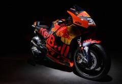Гоночный мотоцикл обои 4K