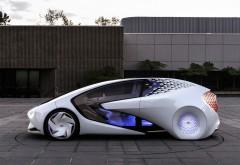 2017 Toyota Concept-i компактный автомобиль обои HD
