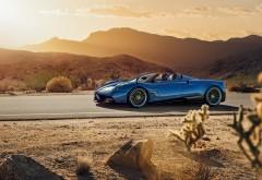 2017 Pagani Huayra Roadster обои HD