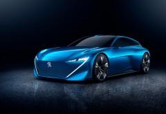 Пежо Инстинкт концепт самоуправляемый автомобиль обо�…