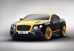 купе Bentley Continental GT 2018 обои 4K