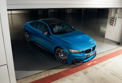 BMW M4 Coupe Competition обои автомобиля HD
