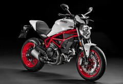 2017 Ducati Monster 797 Plus обои HD