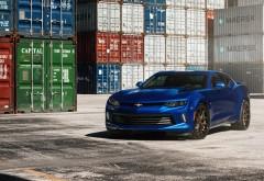 Chevrolet Camaro на литых дисках Ferrada wheels