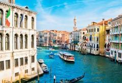 4K обои Венеции на рабочий стол