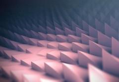 spikes, шипы, 4K обои, абстрактные