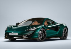 Купе MSO McLaren 570GT XP Green 4K 2018