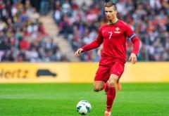 Криштиану Роналду за сборную Португалии