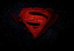 Супермен логотип обои