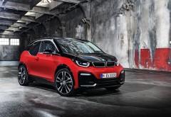 Обои с 2017 BMW I3S