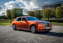 Rolls-Royce Phantom картинки