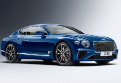 Bentley Continental GT 2017 обои 4K