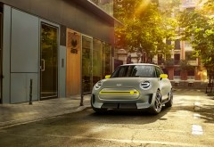 2017 Mini Electric Concept обои HD
