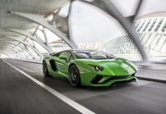2017 Lamborghini Aventador S обои HD
