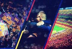 Андрес Иньеста и Лионель Месси прощальный матч фото