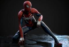 4K обои с Человеком пауком