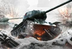 Т-34 Танкисты Второй Мировой картинки