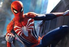 Человек паук, игра, #Spiderman, Spider-Man, ps4, фотки, заставки