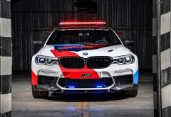 2018 BMW M5 MotoGp Safety Car фото HD