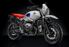 Дорожный мотоцикл 2018 BMW R nineT Urban GS картинки