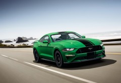 2018 Ford Mustang GT Fastback обои HD