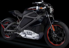2018 Harley Davidson LiveWire Electric Bike 4K обои 3840x2160